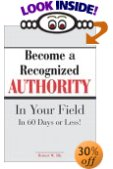 Public Speaking Book: Become A Recognized Authority