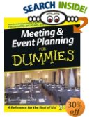 Public Speaking Book: Meeting & Event Planning For Dummies
