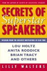 Public Speaking Book: Secrets of Superstar Speakers