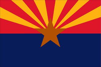 Arizona Speakers Association ~ Arizona Flag