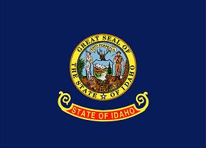 Idaho Speakers Association ~ Idaho Flag