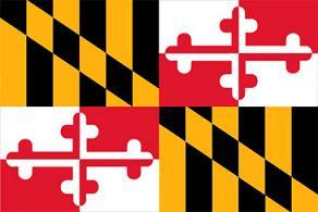 Maryland Speakers Association ~ Maryland Flag