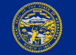 Nebraska Speakers Association ~ Nebraska Flag