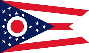 Ohio Speakers Association ~ Ohio Flag