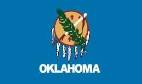 Oklahoma Speakers Association ~ Oklahoma Flag